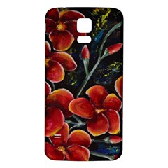 Hawaii Is Calling Samsung Galaxy S5 Back Case (white)