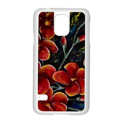 Hawaii Is Calling Samsung Galaxy S5 Case (white)