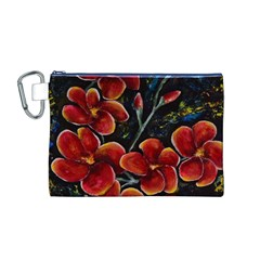 Hawaii is Calling Canvas Cosmetic Bag (M)