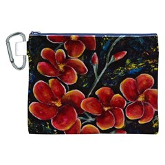 Hawaii is Calling Canvas Cosmetic Bag (XXL)
