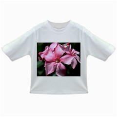 Pink Oleander Infant/Toddler T-Shirts
