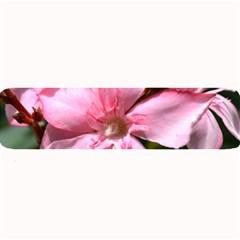 Pink Oleander Large Bar Mats