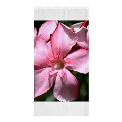 Pink Oleander Shower Curtain 36  x 72  (Stall)