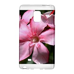 Pink Oleander Galaxy Note Edge