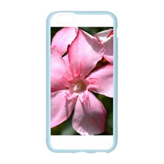 Pink Oleander Apple Seamless iPhone 6 Case (Color)