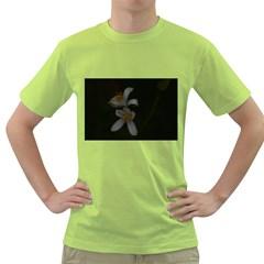 Lemon Blossom Green T Shirt
