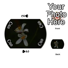 Lemon Blossom Playing Cards 54 (round)