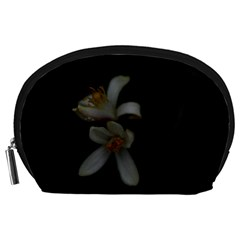 Lemon Blossom Accessory Pouches (large)