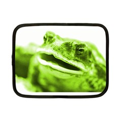 Green Frog Netbook Case (small)