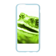 Green Frog Apple Seamless iPhone 6 Case (Color)