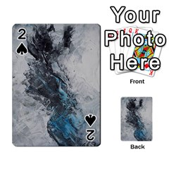 Ghostly Fog Playing Cards 54 Designs