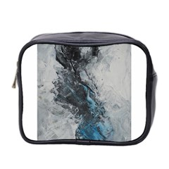 Ghostly Fog Mini Toiletries Bag 2 Side