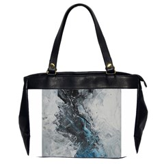 Ghostly Fog Office Handbags (2 Sides)