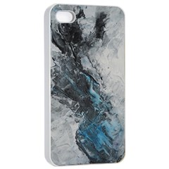 Ghostly Fog Apple iPhone 4/4s Seamless Case (White)