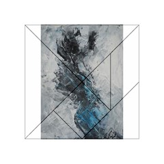 Ghostly Fog Acrylic Tangram Puzzle (4  x 4 )