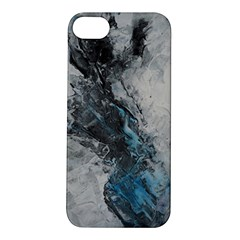 Ghostly Fog Apple Iphone 5s Hardshell Case