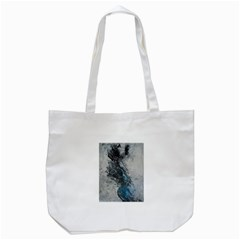 Ghostly Fog Tote Bag (white)