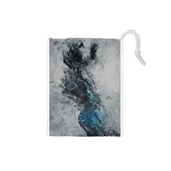 Ghostly Fog Drawstring Pouches (small)