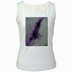 The Power Of Purple Women s Tank Tops