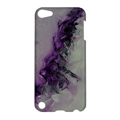 The Power Of Purple Apple Ipod Touch 5 Hardshell Case