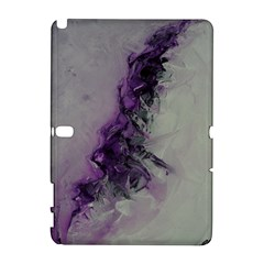The Power Of Purple Samsung Galaxy Note 10 1 (p600) Hardshell Case