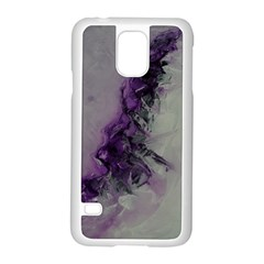 The Power Of Purple Samsung Galaxy S5 Case (White)