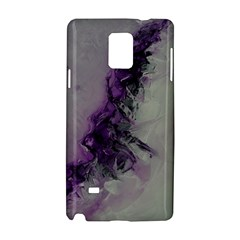 The Power Of Purple Samsung Galaxy Note 4 Hardshell Case