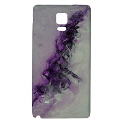 The Power Of Purple Galaxy Note 4 Back Case