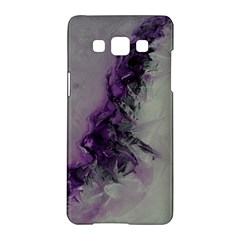 The Power Of Purple Samsung Galaxy A5 Hardshell Case