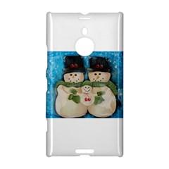 Snowman Family Nokia Lumia 1520