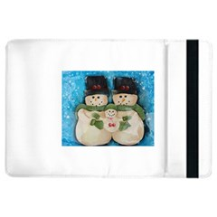 Snowman Family iPad Air 2 Flip