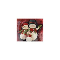 Snowman Family No. 2 5.5  x 8.5  Notebooks