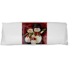 Snowman Family No. 2 Body Pillow Cases (Dakimakura)