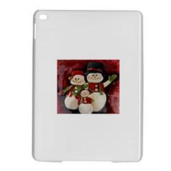 Snowman Family No. 2 iPad Air 2 Hardshell Cases