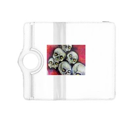 Halloween Skulls No.1 Kindle Fire HDX 8.9  Flip 360 Case