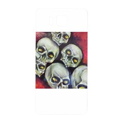 Halloween Skulls No 1 Samsung Galaxy Alpha Hardshell Back Case