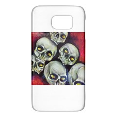Halloween Skulls No.1 Galaxy S6