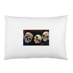 Halloween Skulls No. 2 Pillow Cases