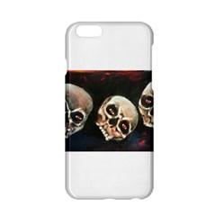 Halloween Skulls No. 2 Apple iPhone 6 Hardshell Case