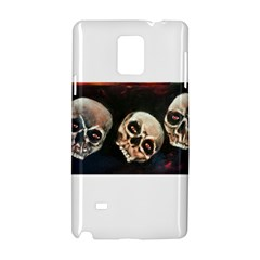 Halloween Skulls No. 2 Samsung Galaxy Note 4 Hardshell Case