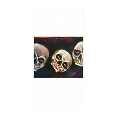 Halloween Skulls No  2 Samsung Galaxy Alpha Hardshell Back Case