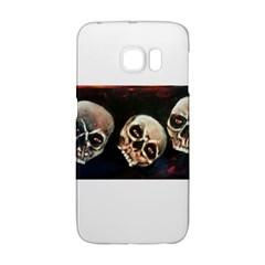 Halloween Skulls No. 2 Galaxy S6 Edge