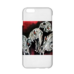 Halloween Skulls No. 3 Apple iPhone 6 Hardshell Case