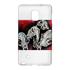 Halloween Skulls No  3 Galaxy Note Edge