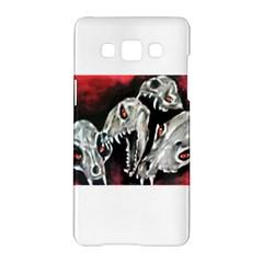 Halloween Skulls No. 3 Samsung Galaxy A5 Hardshell Case