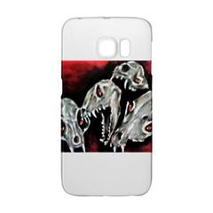 Halloween Skulls No. 3 Galaxy S6 Edge