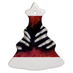 Halloween Bones Ornament (christmas Tree)