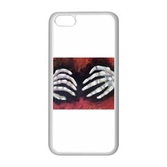 Halloween Bones Apple Iphone 5c Seamless Case (white)