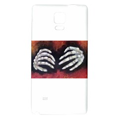 Halloween Bones Galaxy Note 4 Back Case