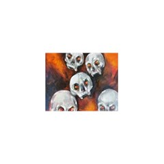 Halloween Skulls No. 4 5.5  x 8.5  Notebooks